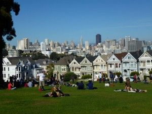 die painted ladies aus full house